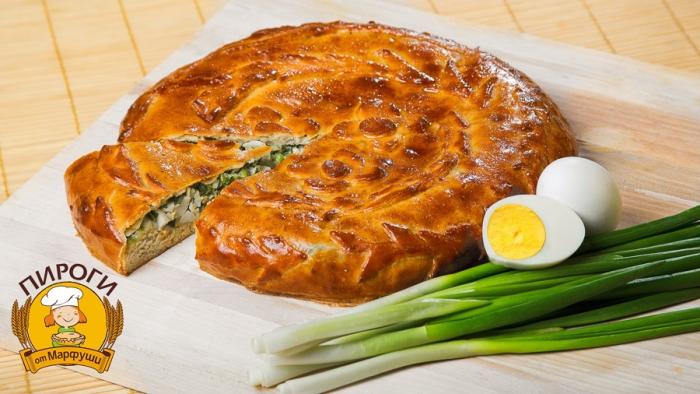 Пироги с мясом и яйцом рецепты 42